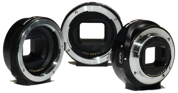 Metabones Canon EF Lens to Sony NEX Smart Adapter