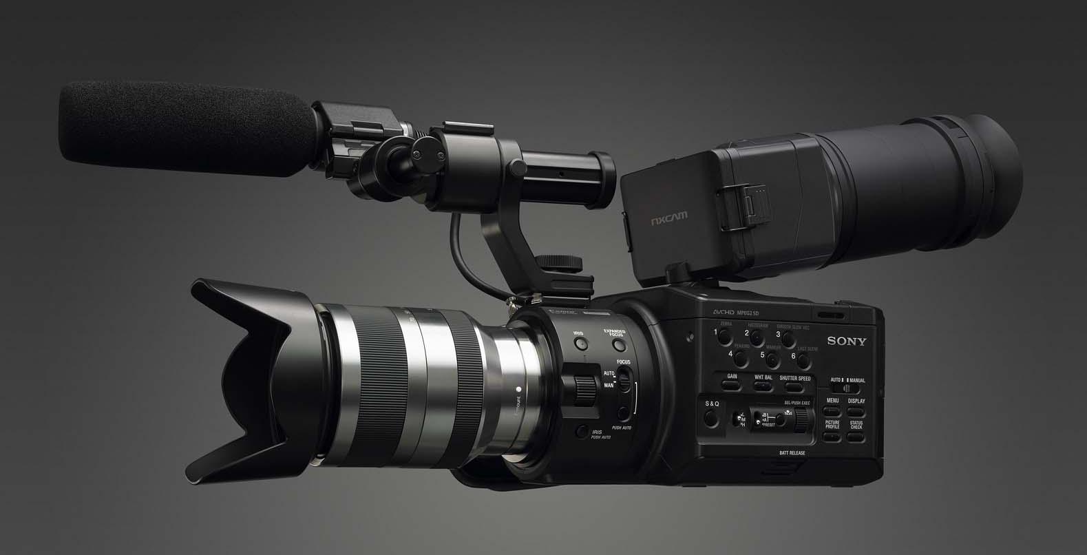 Sony NEX FS100