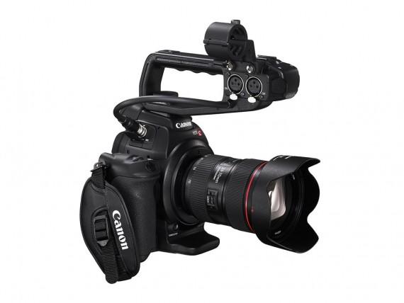 Canon EOS C100 - XLR
