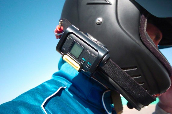 Sony Action Cam HDR-AS15 - Headstrap mount